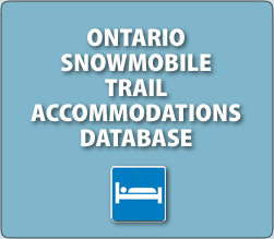 Ontario Snowmobile Accommodations